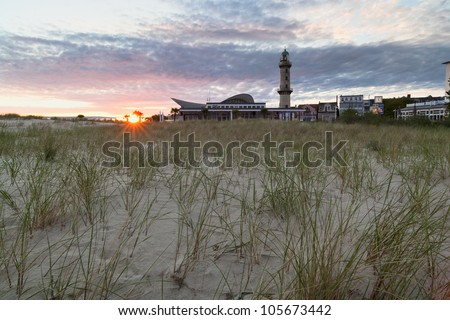 Lighthouse from Warnem�¼nde