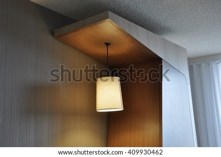 Lighting fixture - stock photo