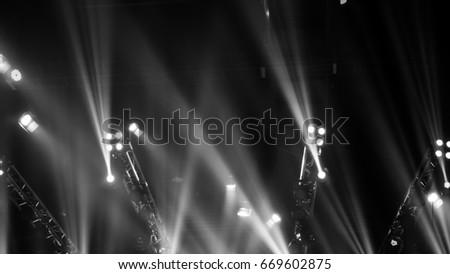 Lighting concert tv show cinema studio stock photo royalty free lighting for concert tv show cinema in studio and outdoor background and texture aloadofball Choice Image