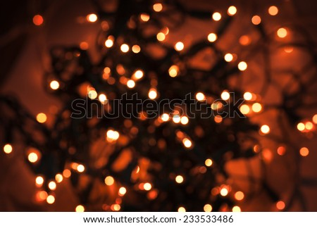 Lights on blue background. abstract silver background with texture,  holiday bokeh. Abstract Christmas background - stock photo