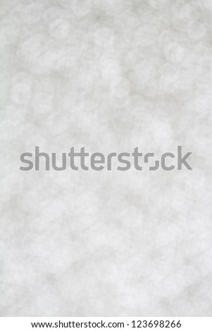 Lights on grey paper. - stock photo