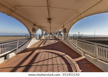LIGNANO SABBIADORO ITALY DECEMBER 10 2015 Stock Photo (Royalty Free ...