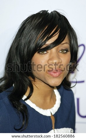 Lil Mama at Clive Davis Pre-Grammy Party, Beverly Hilton Hotel, Los Angeles, CA, February 09, 2008 - stock photo
