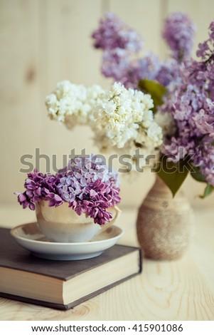 Lilac dream - stock photo
