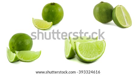 lime photo collage