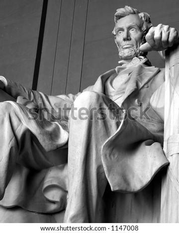 Lincoln Memorial - stock photo