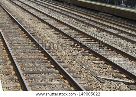 Line of railway