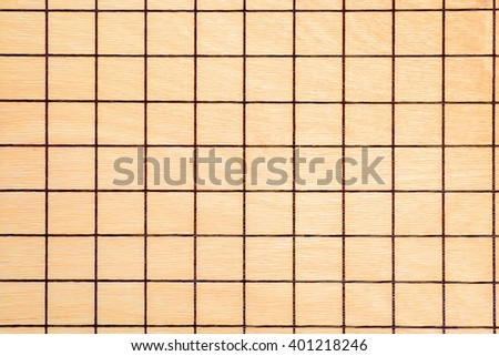Lined wooden board texture or background