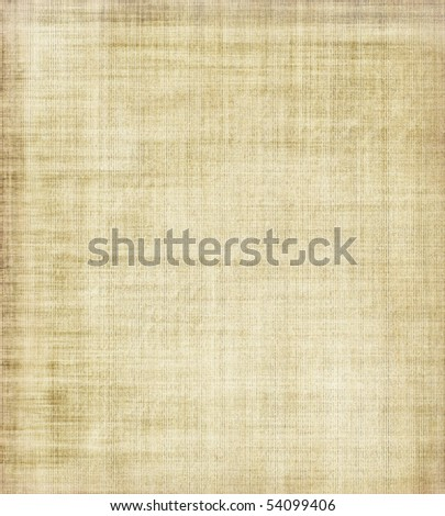 Linen Background - stock photo