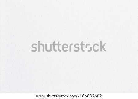 Linen white texture with primed background - stock photo