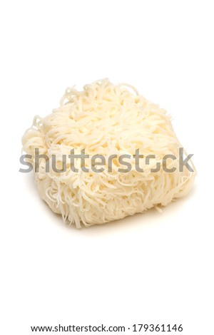 Lion's Mane Mushroom-Hericium erinaceum, This image is available for clipping work.  - stock photo