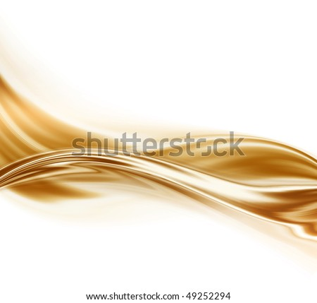 liquid gold - stock photo