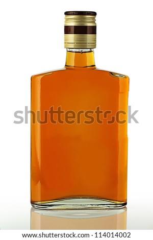 Liquor. - stock photo