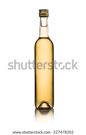 liquor bottle 1 - stock photo