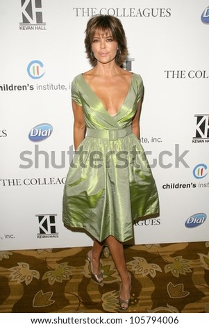 Lisa Rinna at the 21st Annual Spring Luncheon Presented by The Colleagues. Beverly Wilshire Hotel, Beverly Hills, CA. 03-19-09