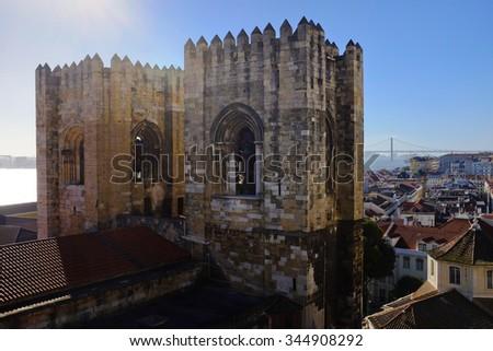 Lisbon, Portugal - stock photo