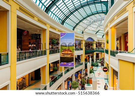 Lisbon portugal oct 17 2016 interior stock photo 515638228 largest shopping centre in australia lisbon portugal oct 17 2016 interior of the centro colombo a sciox Gallery