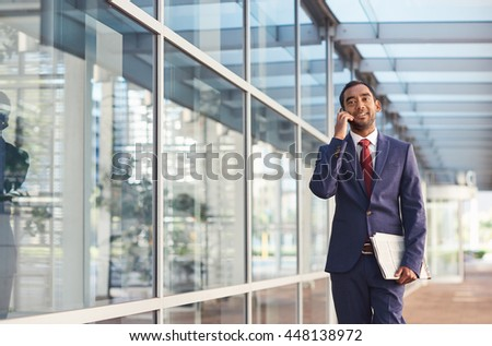 Listening to clients is essential for success in business - stock photo