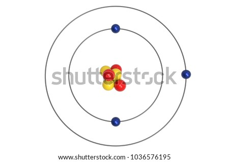 Diagram lithium bohr model atom diy enthusiasts wiring diagrams lithium atom bohr model proton neutron stock illustration 1036576195 rh shutterstock com lutetium bohr model understanding the bohr model ccuart Choice Image