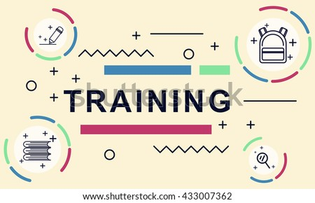 Litreacy Training Schooling Study University Concept - stock photo