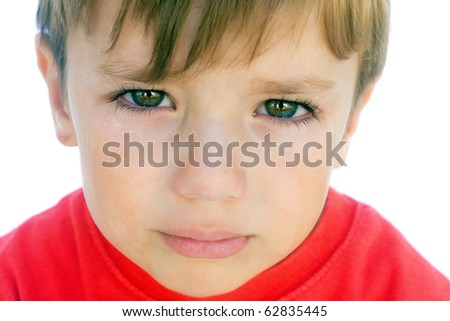 Little Boy Crying