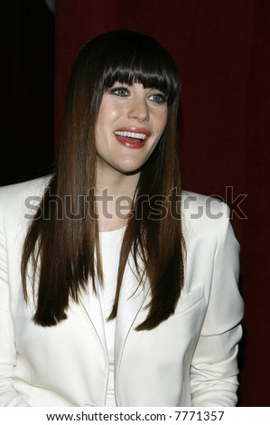 Liv Tyler - stock photo