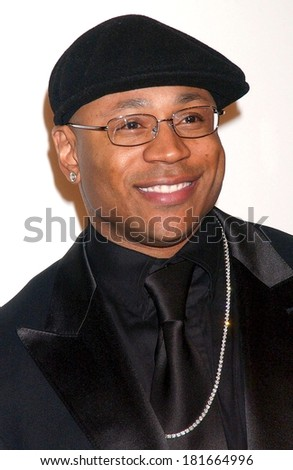 LL Cool J at The Angel Ball 2007 G&P Foundation Gala, Marriott Marquis Hotel, New York, NY, October 29, 2007