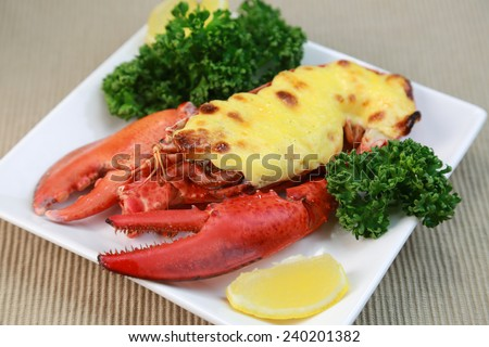 lobster - stock photo