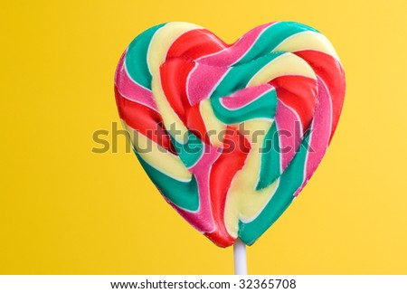 Lollipop - stock photo