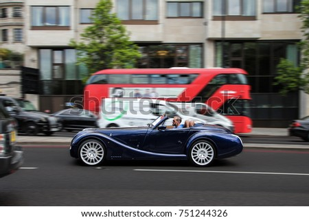 Morgan Car Stock Images Royalty Free Images Vectors Shutterstock