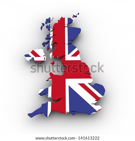 London is the capital of England and offers many shopping opportunities. - stock photo