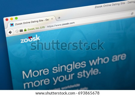 zoosk online dating service