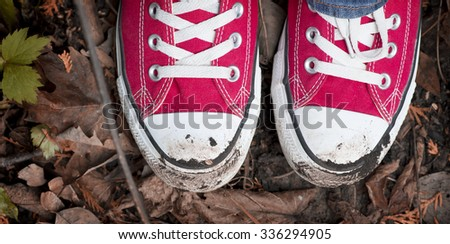 converse looking shoes
