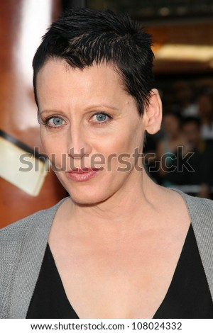 """Lori Petty  at the World Premiere of """"Wanted"""". Mann Village Westwood, Westwood, CA. 06-19-08 - stock photo"""