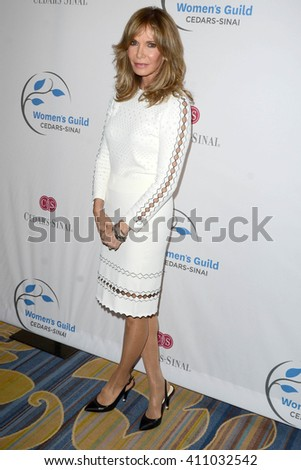 LOS ANGELES - APR 14:  Jaclyn Smith at the 2016 Women's Guild Cedar-Sinai Annual Spring Luncheon at the Beverly Wilshire Hotel on April 14, 2016 in Beverly Hills, CA - stock photo
