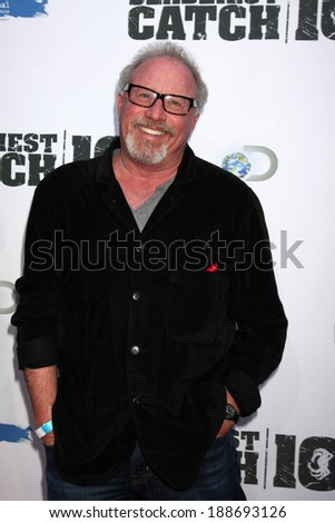 "- APR 22: Thom Beers at the ""Deadliest Catch"" Season 10 Premiere"