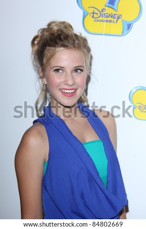 LOS ANGELES - AUG 21:  Caroline Sunshine at the D23 Expo 2011 at the Anaheim Convention Center on August 21, 2011 in Anaheim, CA