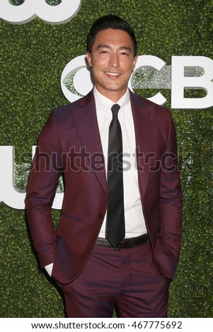 LOS ANGELES - AUG 10:  Daniel Henney at the CBS, CW, Showtime Summer 2016 TCA Party at the Pacific Design Center on August 10, 2016 in West Hollywood, CA