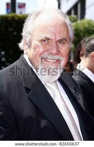 LOS ANGELES - AUG 21: George Schlatter at the 62nd Primetime Creative Arts Emmy Awards at the Nokia Theatre L.A. Live in Los Angeles, California on August 21, 2010