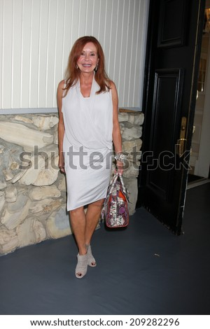 "LOS ANGELES - AUG 2:  Jackie Zeman at the ""General Hospital"" Fan Club Luncheon 2014 at the Sportsman's Lodge on August 2, 2014 in Studio City, CA"