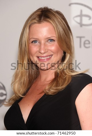 LOS ANGELES - AUG 01:  Jessica Capshaw arrives at the 2010 Breakthrough Awards on August 1, 2010 in Beverly Hills, CA