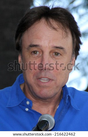 LOS ANGELES - AUG 26:  Kevin Nealon at the Phil Hartman Posthumous Star on the Walk of Fame at Hollywood Blvd on August 26, 2014 in Los Angeles, CA - stock photo