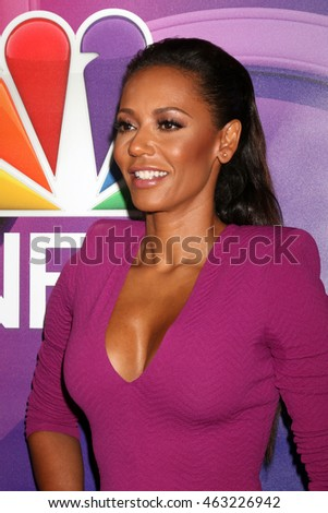 LOS ANGELES - AUG 2:  Mel B, Mel Brown at the NBCUniversal TCA Summer 2016 Press Tour at the Beverly Hilton Hotel on August 2, 2016 in Beverly Hills, CA