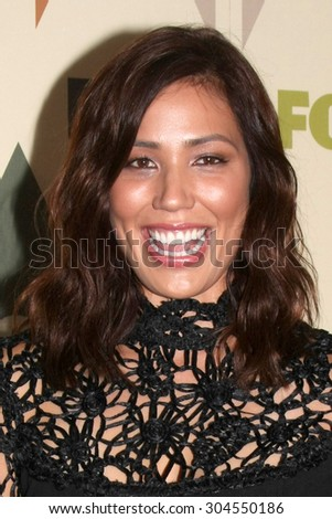 LOS ANGELES - AUG 6:  Michaela Conlin at the FOX Summer TCA All-Star Party 2015 at the Soho House on August 6, 2015 in West Hollywood, CA
