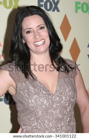 LOS ANGELES - AUG 6:  Paget Brewster at the FOX TCA Summer 2015 All-Star Party at the Soho House on August 6, 2015 in West Hollywood, CA - stock photo
