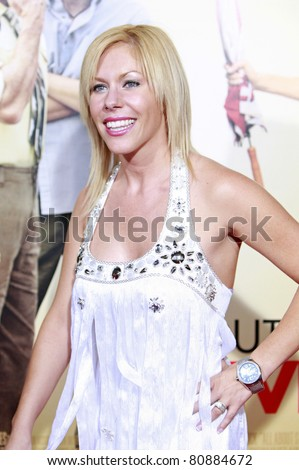 LOS ANGELES - AUG 26:  Rachelle Spector at the premiere of 'All About Steve' held at Grauman's Chinese Theater in Los Angeles, California on August 26, 2009