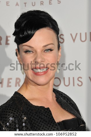 "LOS ANGELES, CA - DECEMBER 7, 2010: Debi Mazar at the Los Angeles premiere of ""Somewhere"" at the Arclight Theatre, Hollywood. December 7, 2010  Los Angeles, CA"