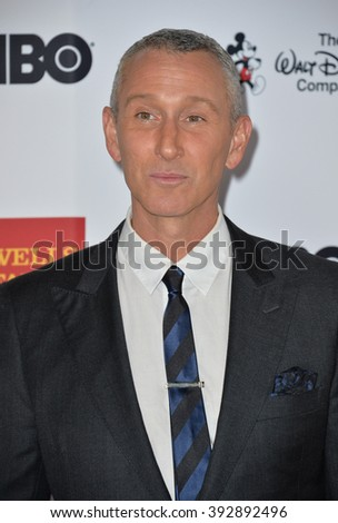 LOS ANGELES, CA - DECEMBER 6, 2015: Director Adam Shankman at the 2015 TrevorLIVE Los Angeles Gala at the Hollywood Palladium.