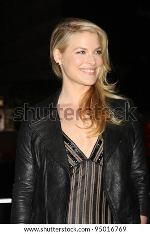LOS ANGELES, CA - JAN 16: Ali Larter at the 3rd Annual Art of Elysium Gala on January 16, 2010 in Los Angeles, California