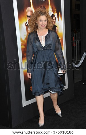 Alex Kingston los angeles
